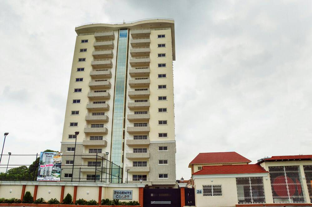 Luxurious 28 units of 3 Bedroom Flats for sale; Investors delight at ikoyi