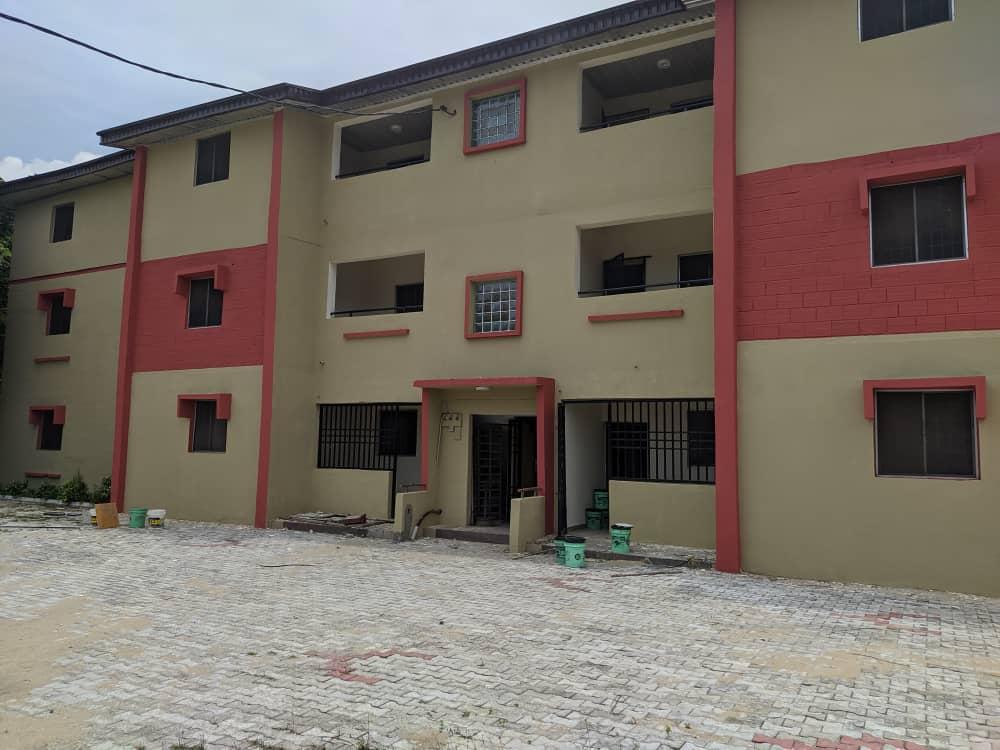 4 Units of 3 bedrooms Flat in a block of 6 at GRA, Apapa